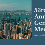53rd Annual General Meeting